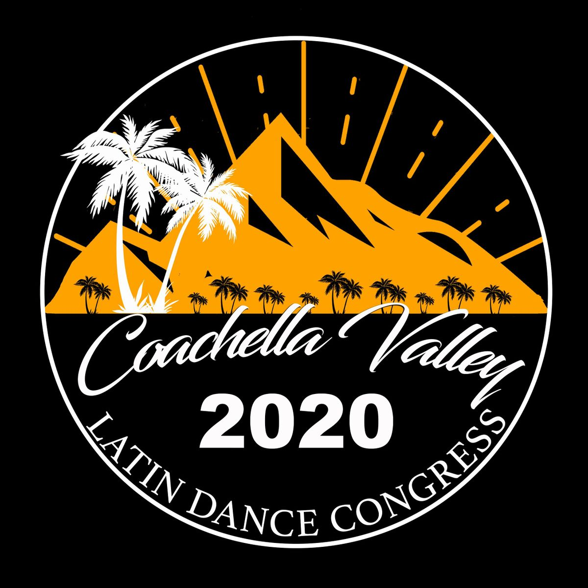 Hotel Congress Halloween 2020 Coachella Valley Latin Dance Congress at DoubleTree by Hilton