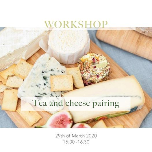 Tea and cheese pairing to be rescheduled
