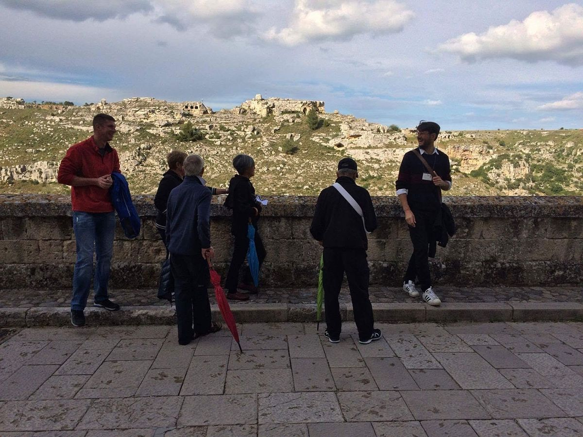 MATERA GUIDED TOUR (Walking Tour exploring the oldest part of Matera) | Event in Matera | AllEvents.in