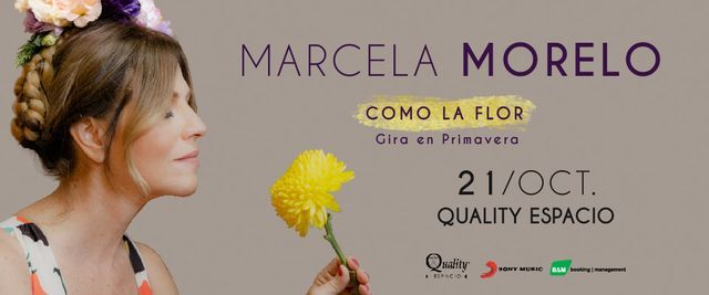 Marcela Morelo • Gira Primavera • Córdoba   Event in Cosquín   AllEvents.in