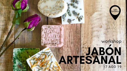 Workshop Jabón Artesanal At Balanza 5045 Fracc La Calma