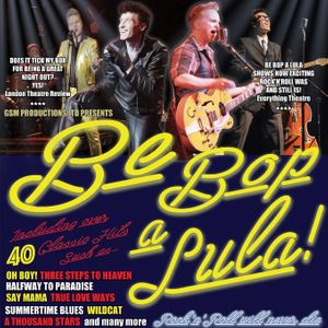 Be Bop A Lula returns to Peterborough (The Cresset)