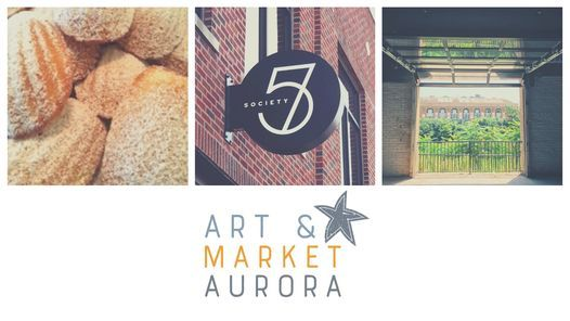 Art and Market Aurora, 13 March | Event in Aurora | AllEvents.in