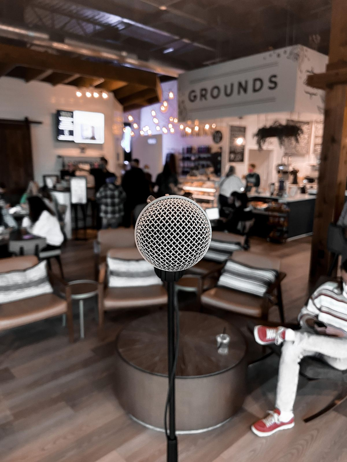 Open Mic Night - Performer Sign Up | Event in Arlington | AllEvents.in