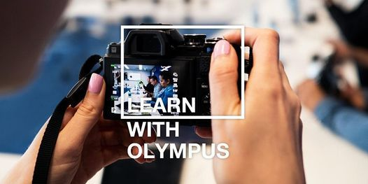 Learn with Olympus: Macro Photography (free livestream), 21 October   Online Event   AllEvents.in