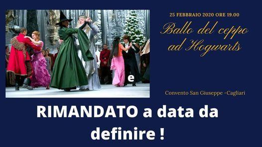 Ballo del ceppo ad Hogwarts, 20 February | Event in Cagliari | AllEvents.in
