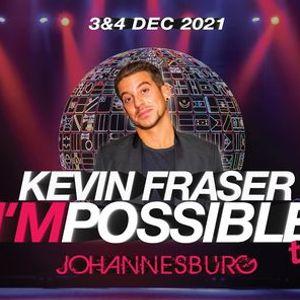 Kevin Fraser Live  Joburg 2020