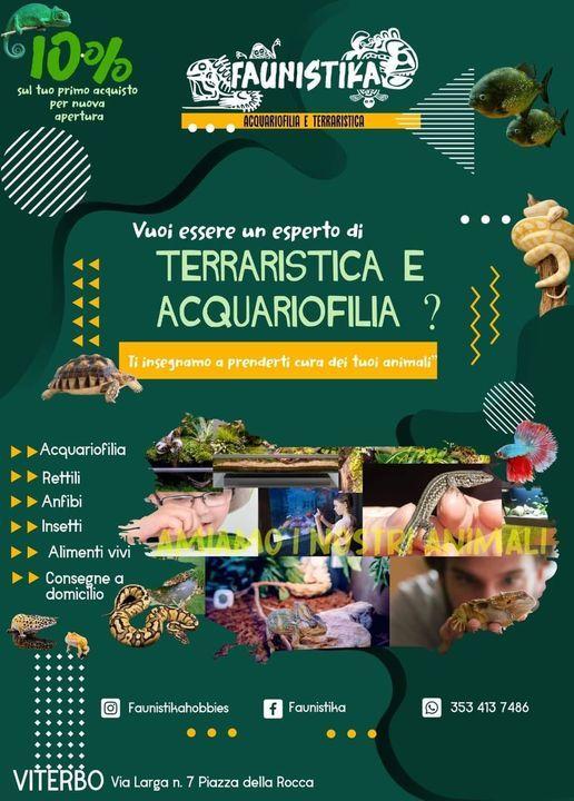 Inaugurazione Faunistika, 10 May | Event in Viterbo | AllEvents.in