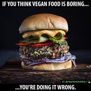 Burgers The Vegan Saga