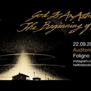 God Is An Astronaut  Auditorium San Domenico Foligno