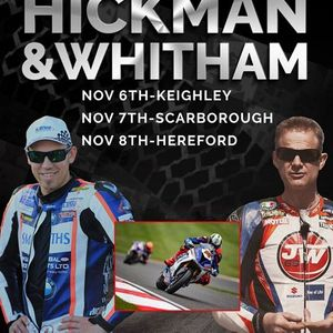 An Audience With Hickman & Whitham Thursday 7 November 2019