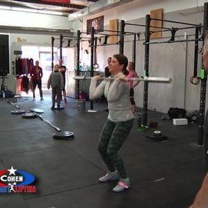 Iowa City CrossFit Cohen Olympic Weightlifting Seminar
