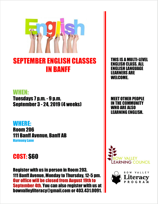 Multi Level English Class