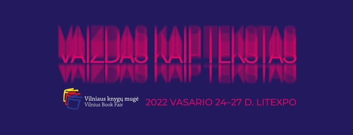 Vilniaus knygų mugė 2022 / Vilnius Book Fair 2022, 24 February | Event in Vilnius | AllEvents.in