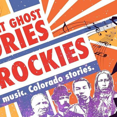 Discount Ghost Stories Songs from the Rockies