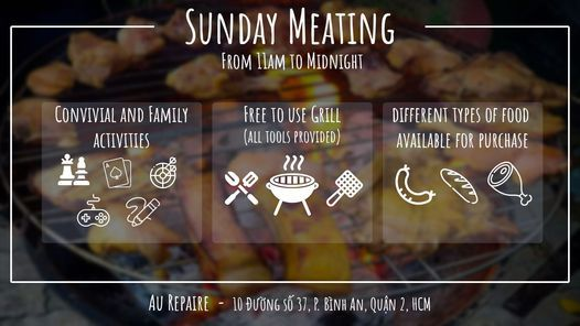 Sunday Meating, 18 April | Event in Ho Chi Minh City | AllEvents.in