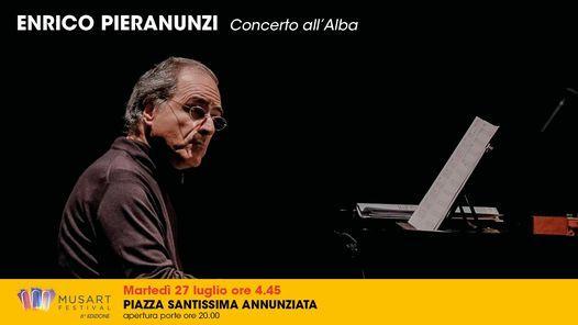 Concerto all'alba con Enrico Pieranunzi   MusArt Festival 2021   Event in Florence   AllEvents.in