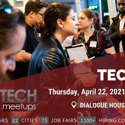 Copenhagen Tech Job Fair Spring 2021By Techmeetups
