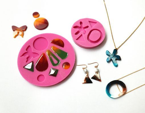 Silicone Mould Making & Resin Casting Workshop (2 in 1), 25 October | Event in Petaling Jaya | AllEvents.in