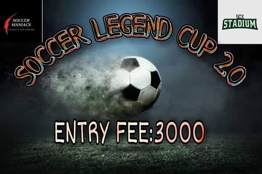 Soccer Legend Cup 2.0, 4 December | Event in Mymensingh | AllEvents.in