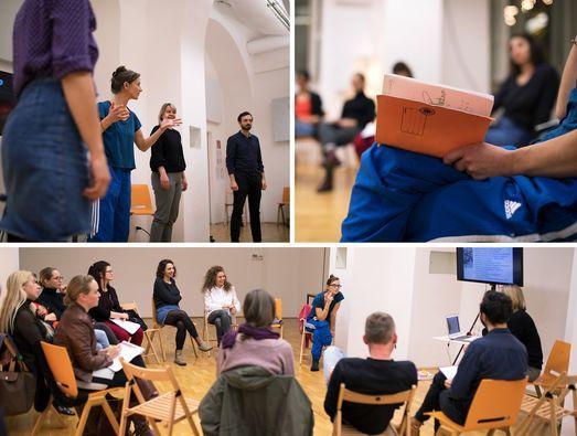 JOUR FIXE: Kunstvermittlung, 9 February | Event in Vienna | AllEvents.in