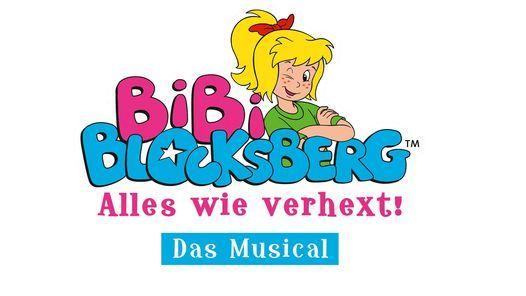 BIBI Blocksberg Alles wie verhext - Das Musical - Linz