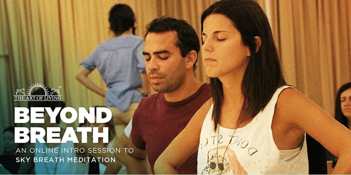 Beyond Breath - An Introduction to SKY Breath Meditation - Camden   Event in Camden   AllEvents.in