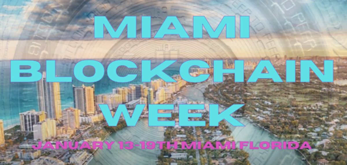 Miami Blockchain Week, 18 January | Event in Miami Beach | AllEvents.in