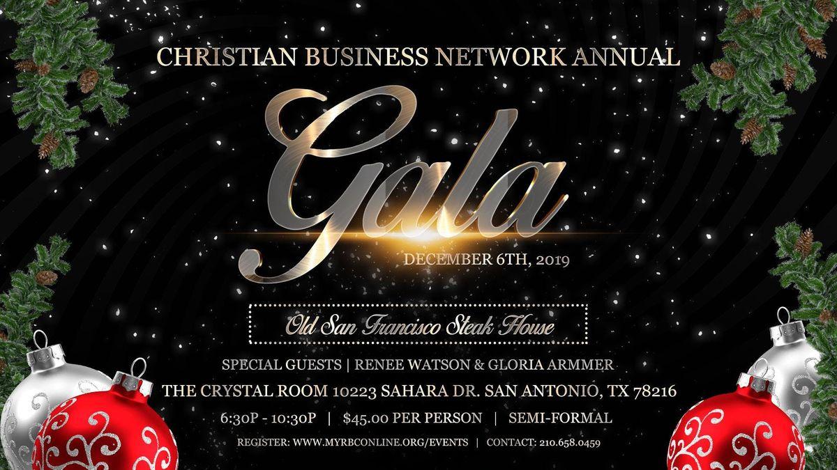 Christian Business Network Christmas Gala