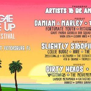 Reggae Rise Up Florida Festival Live