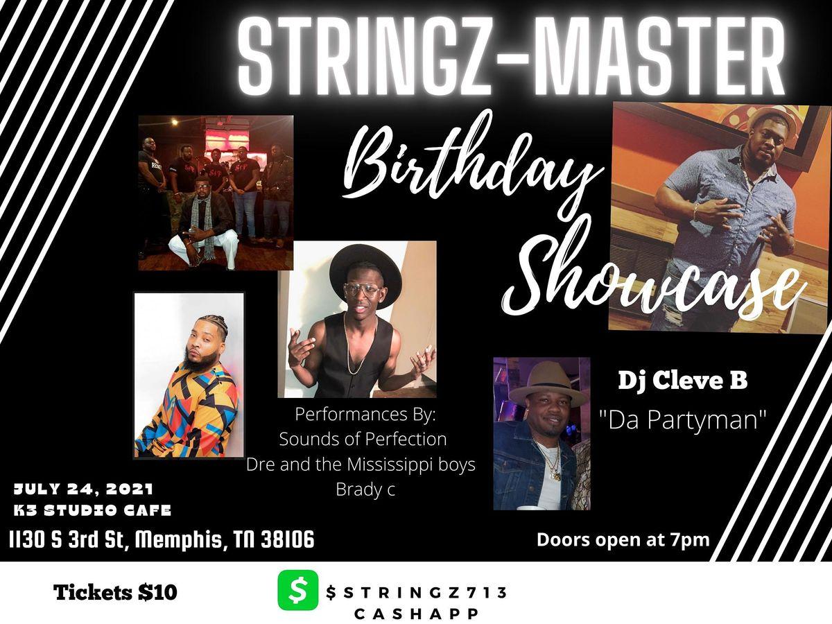 Stringz -Master Showcase   Event in Memphis   AllEvents.in