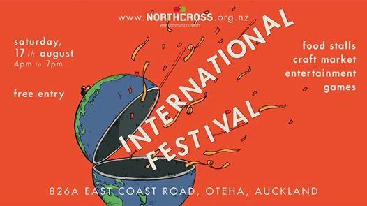 International Festival (FREE ENTRY)