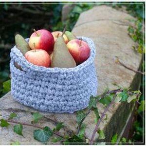 Crochet Bowl Workshop -