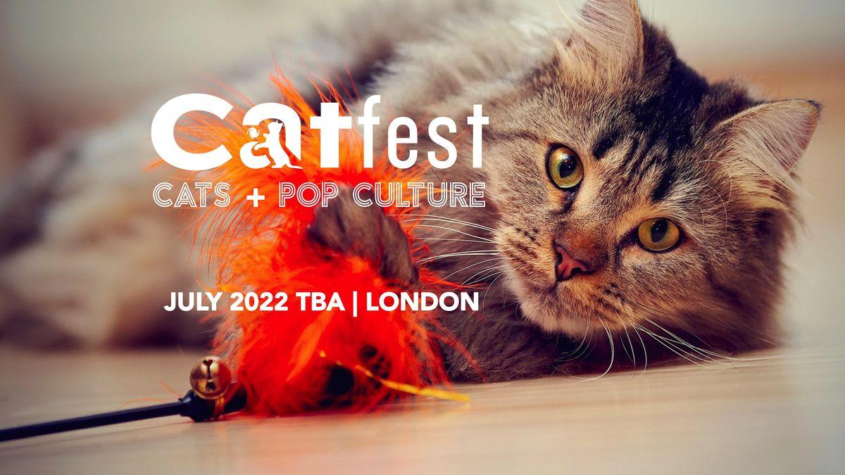 CATFEST | cats + pop culture | UK's 1st cat festival | catfestlondon.com, 26 June | Event in Croydon | AllEvents.in