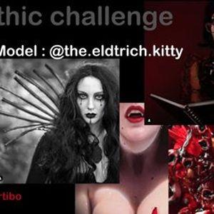 Pop up gothic challenge