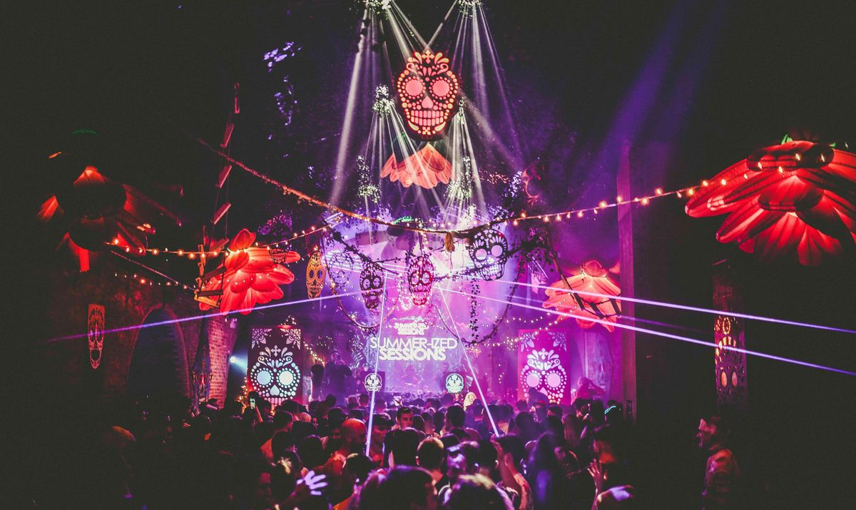 Secret Garden Rave - Bournemouth, 30 April | Event in Bournemouth | AllEvents.in