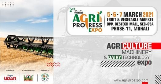 INDIA AGRI PROGRESS EXPO | Event in Mohali | AllEvents.in