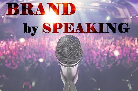BRAND by SPEAKING, 13 November | Event in Zürich-Glattbrugg | AllEvents.in