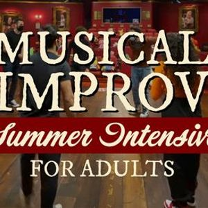 Summer Intensive 2021 Musical Improv With Paul