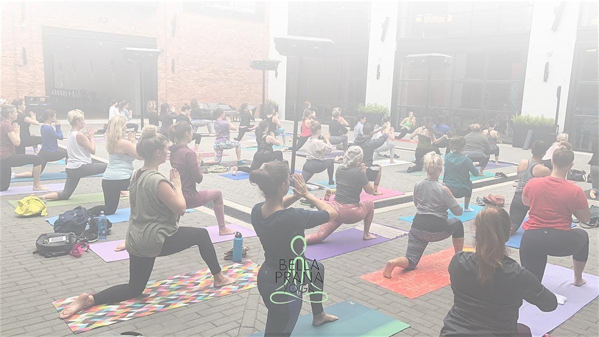 Weekday Yoga - February 25