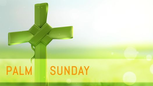 Palm Sunday Traditional Worship Friedens Lutheran Church Elca Gibsonville March 28 2021 Allevents In