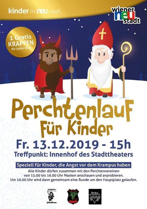Wiener Neustdter Kinderperchtenlauf