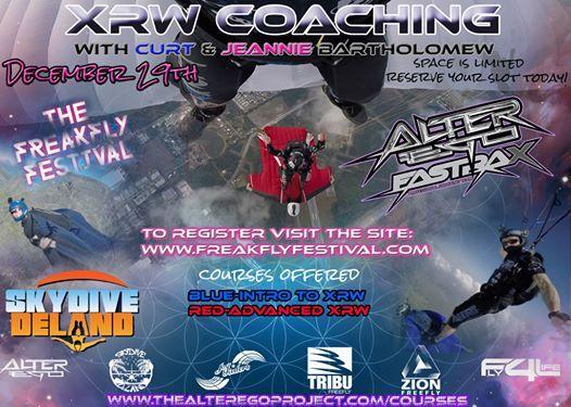 FreakFly Festival Skydive DeLand- XRW