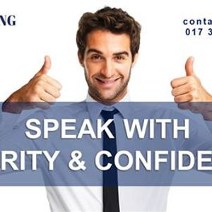 Improve your Communication Present with Clarity and Confidence in  One Day