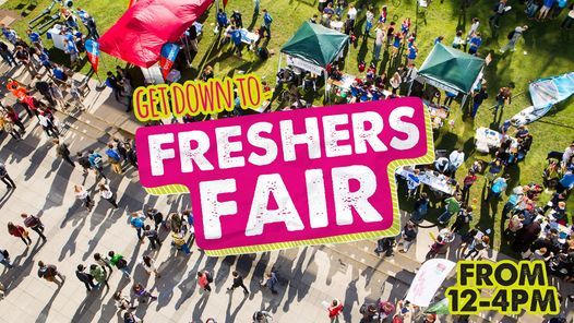 Cardiff Freshers Fair 2021, 29 September | Event in Cardiff | AllEvents.in