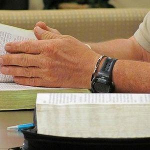 Bible Study at St. Aidans