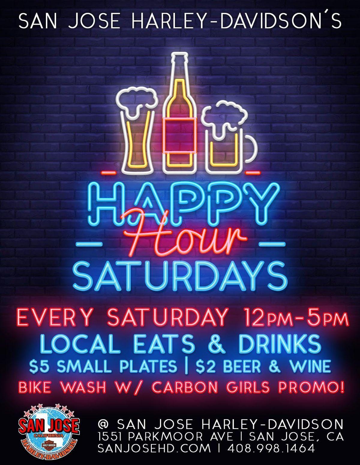 San Jose Harley >> Happy Hour San Jose Harley Davidson San Jose