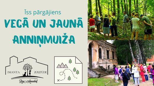 Vecā un Jaunā Anniņmuiža, 21 September | Event in Saulkrasti | AllEvents.in