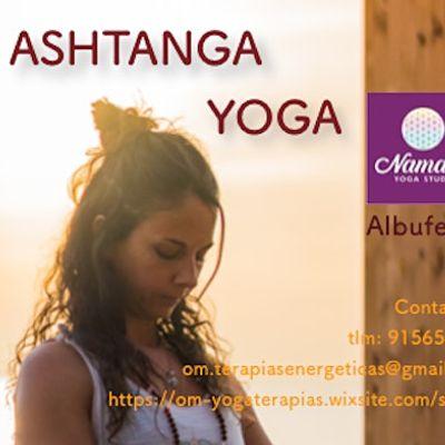 Aulas de Ashtanga Yoga