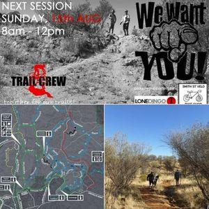 Trail Maintenance Day  5 - 2021